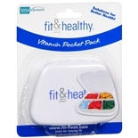 Vitaminder Fit & Healthy Pocket Pill Pack 33