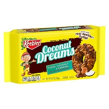 Keebler Coconut Dreams Cookies 22