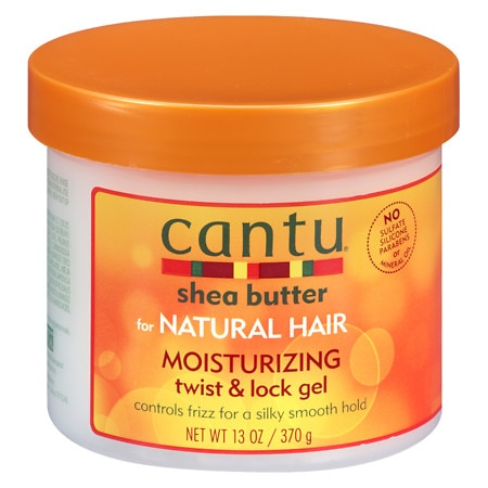 Cantu Shea Butter Moisturizing Twist & Lock Hair Gel 46