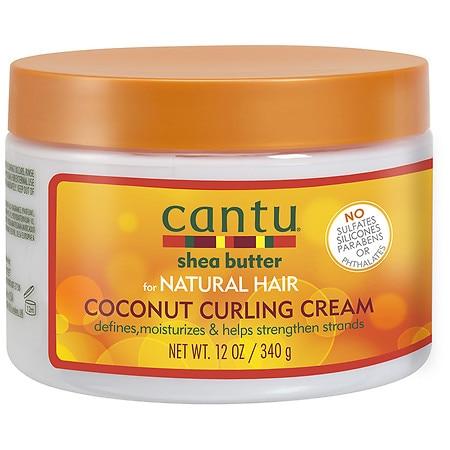 Cantu Shea Butter Coconut Curling Cream 33 Walgreens