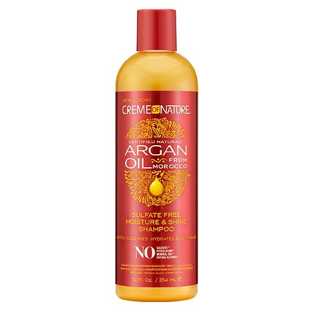 Creme Of Nature Moisture & Shine Shampoo 24
