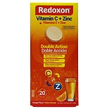 Orange Vitamin C Dietary Supplement Effervescent Tablets56