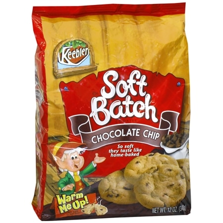 Keebler Soft Batch Cookies Chocolate Chip