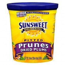 Sunsweet Naturals Pitted Prunes 13