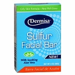 Dermisa Sulfur Facial Bar 17