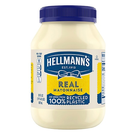Hellmann's Real Mayonnaise Dark Chocolate