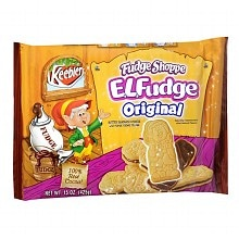 E.L. Fudge Butter Sandwich Cookies, 34