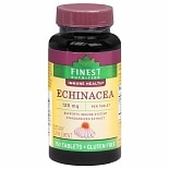 Finest Nutrition Echinacea 125 mg Dietary Supplement Tablets