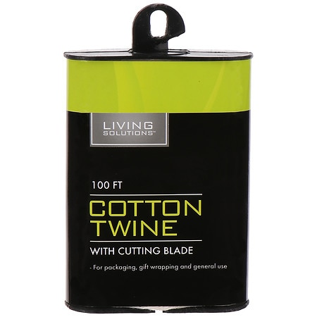 Living Solutions Cotton Twine