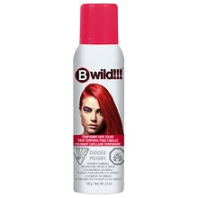 Jerome Russell B Wild Temporary Hair Color Spray Cougar Red