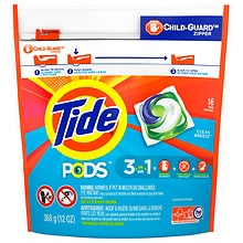 Tide Pods Laundry Detergent Pac Capsules