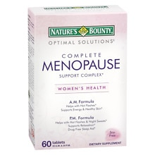 Complete Menopause Support Complex Dietary Supplement Tablets