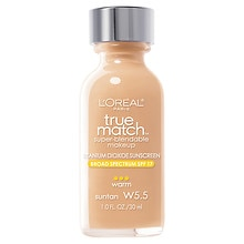 True Match Super-Blendable Liquid Makeup