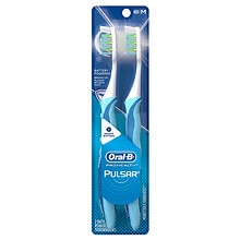Pulsar Toothbrushes, Medium