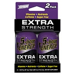 5 Hour Energy Extra Strength Energy Shot Grape