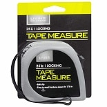 Living Solutions Locking Tape Measure