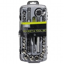 Living Solutions Socket & Tool Set