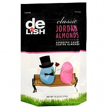 Good & Delish Classic Jordan Almonds Almond