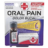 Red Cross Oral Pain Relief Complete Medication Kit