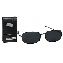Foster Grant MicroVision Optical Metal Folding Micro-SunReader Gulliver +2.00 Black