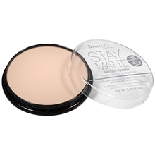 Rimmel Stay Matte Shine Control Pressed Powder Natural