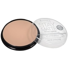 Rimmel Stay Matte Shine Control Pressed Powder Creamy Beige