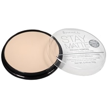 Rimmel Stay Matte Shine Control Pressed Powder Buff Beige