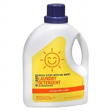 Sunny Smile Laundry Detergent Liquid with Oxi Boost Fresh Scent