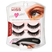 Kiss Her by Kiss Ever Pro Eyelashes 05 Black