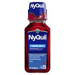 NyQuil Cold & Flu Nighttime Relief Liquid Cherry