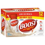 Boost Original Complete Nutritional Drink 12 Pack Very Vanilla