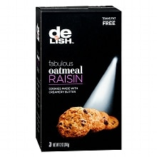 Good & Delish Classics Cookies Oatmeal Raisin