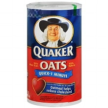 Quick-1 Minute Oatmeal