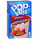 Kellogg's Pop-Tarts Toaster Pastries 8 Pack Frosted Cherry