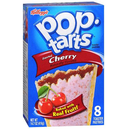 Kellogg's Pop-Tarts Toaster Pastries 8 Pack