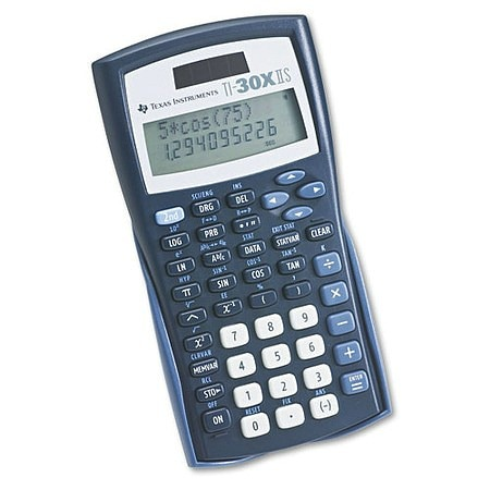 Texas Instruments Scientific Calculator TI-30X IIS