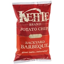 Kettle Chips Potato Chips Backyard Barbeque