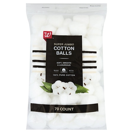 Studio 35 Beauty Cotton Balls Super Jumbo