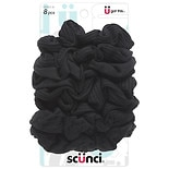 Scunci Effortless Beauty Scrunchies Black