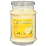 ScentBeads Wax Bead Jar Candle Lemon