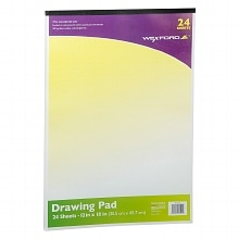 Wexford Heavy Weight Drawing Pad White