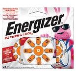Energizer Hearing Aid Batteries 13