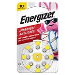 Energizer Hearing Aid Batteries 10