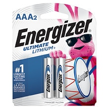 Energizer Ultimate Lithium Batteries AAA