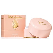 White Shoulders by Elizabeth Arden Perfumed Bath Powder