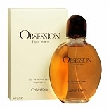 Calvin Klein Obsession Eau de Toilette Spray For Men