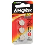 Energizer Watch/Electronic Silver Oxide Batteries 357