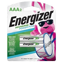 Energizer Rechargable NiMH Batteries AAA