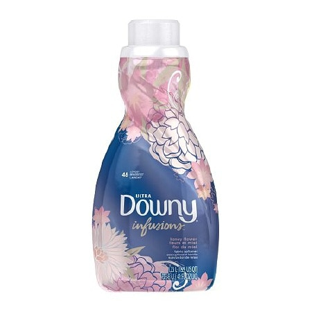 Downy Ultra Infusions, Liquid Fabric Softener Honey Flower