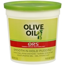 Organic Root Stimulator Olive Oil Smooth-n-Hold Pudding Moisturizing Gel